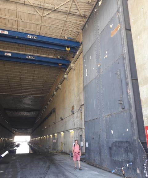 U-Boot Bunker Lorient